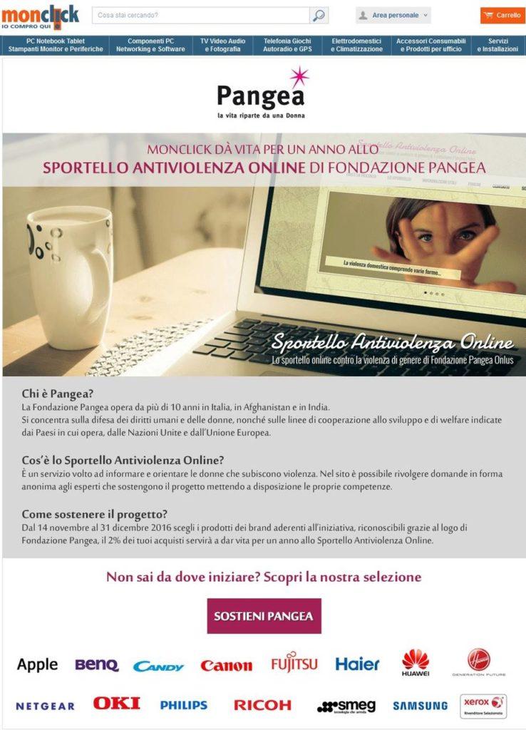 Monclick ridà linfa allo Sportello Antiviolenza Online
